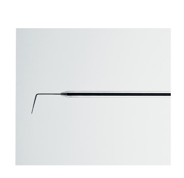 Sonde dentaire - courte et fine (15 mm) Zoom