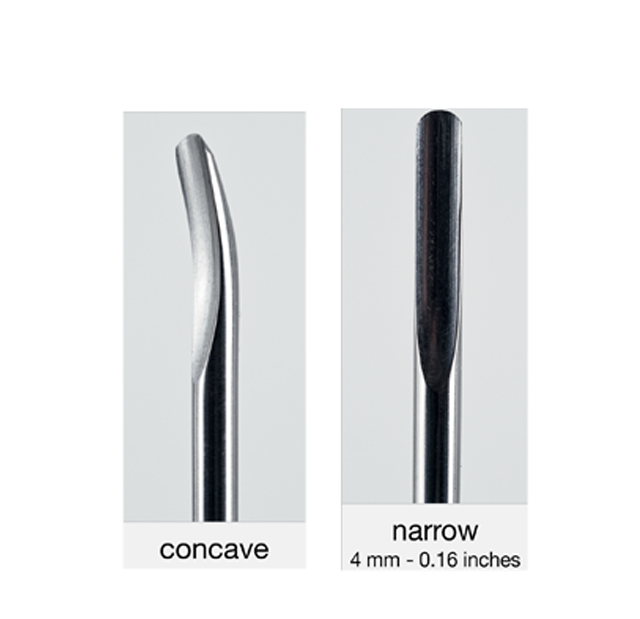 Luxator Insert 150/4 Concave Close-Up