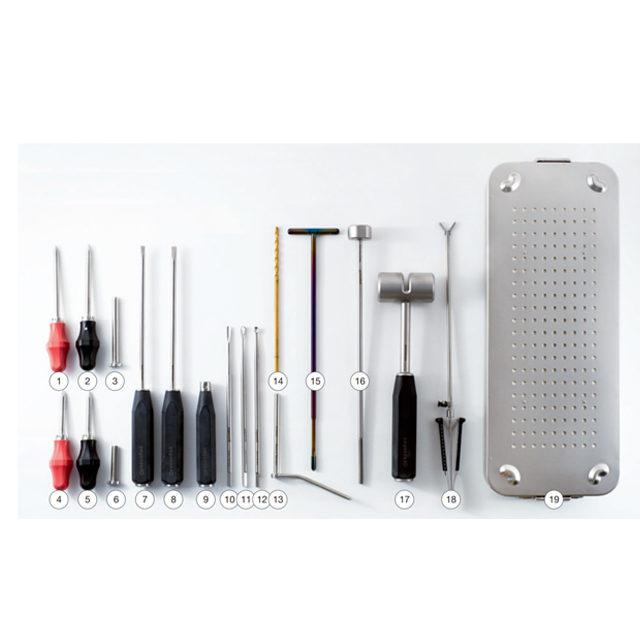 MTE Kit (Minimal Invasive Transbuccal Extraction Kit)