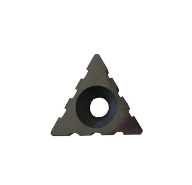 Insert triangulaire carbure de tungstène 3 encoches (unité) Zoom