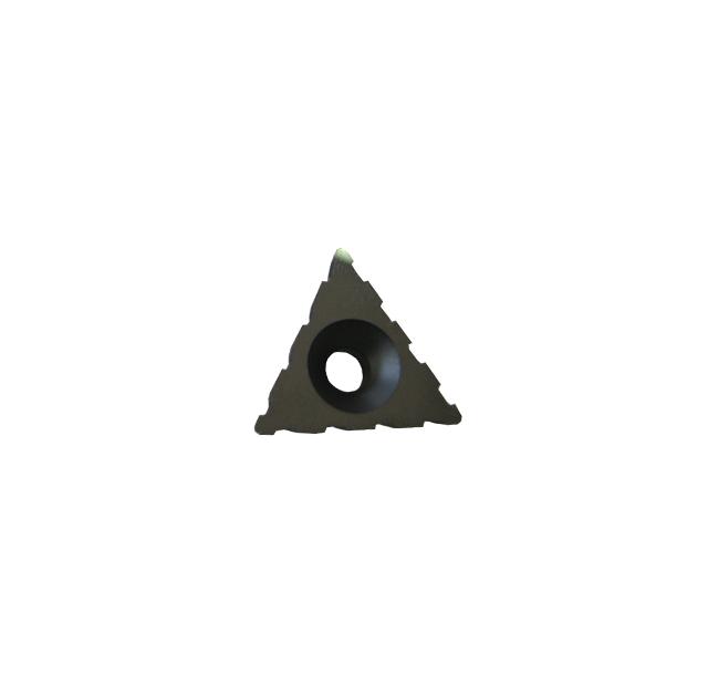 Insert triangulaire carbure de Tungstène 4 encoches (unité)