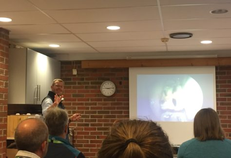 Equine dentistry course in Norway