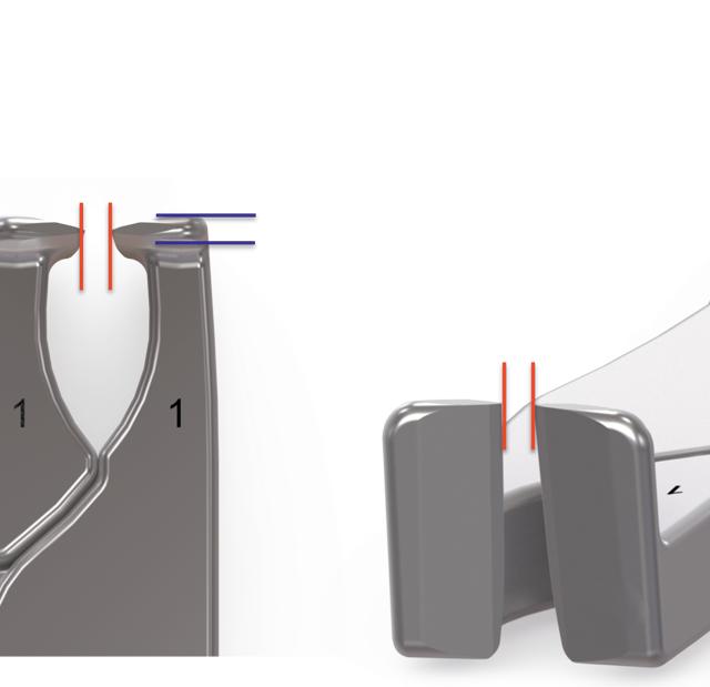 Séparateur molaire n°1 (4 mm)