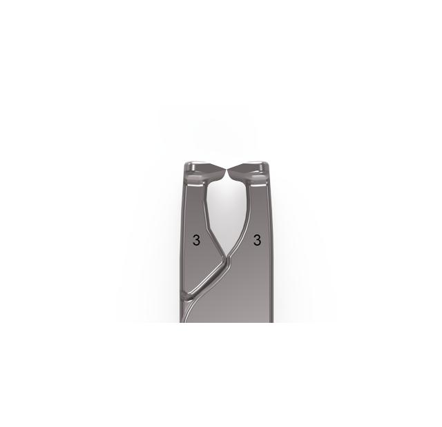 Séparateur molaire n°3 (6 mm)