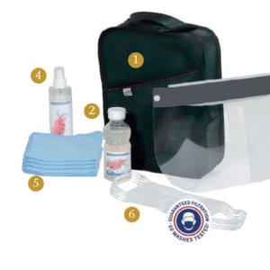 Premium Protective Kit Close-Up
