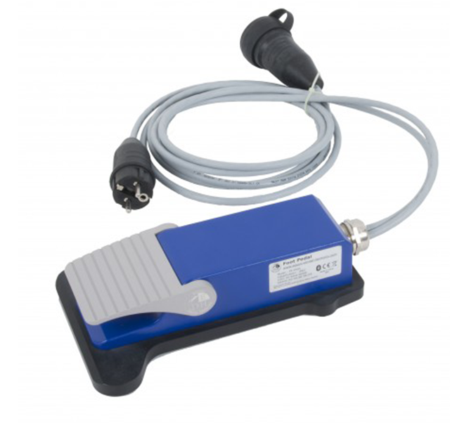 Equodent foot pedal for engine N1 - Close-Up
